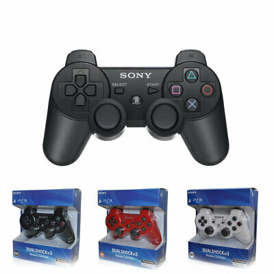 100% Brand New Sony PlayStation DualShock 3 PS3 Wireless SixAxis Controller HOT