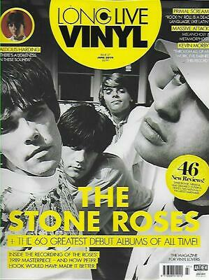 LONG LIVE VINYL MAG - ISSUE 27 (NEW)*Post included to Europe/USA