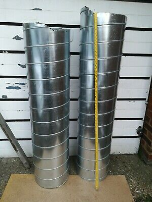 Spiral Duct 355 mm  ventilation ducting
