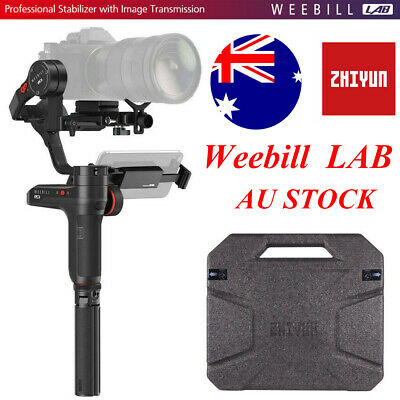 AUS Zhiyun WEEBILL LAB 3-Axis Gimbal Hand-held Stabilizer For Mirrorless Cameras