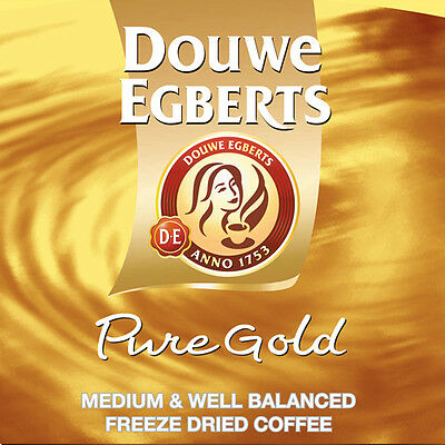 Douwe Egberts black coffee for 73mm in cup vending machines Darenth Klix incup