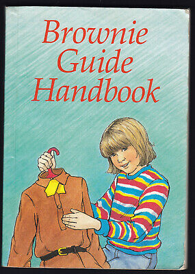 BROWNIE GUIDE HANDBOOK 1987 Edition by Lynda Neilands Girl Guides Association