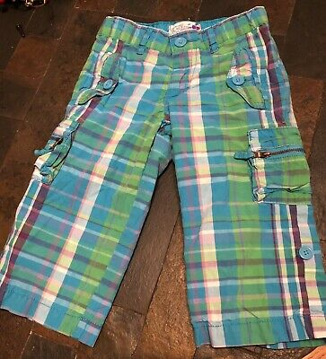 The Childrens Place Pants That Convert Into Capris Size 5 Girls
