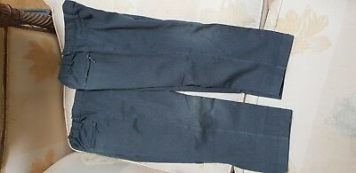Marks & Spencer 2 pairs Grey school trousers for boys 5 years old