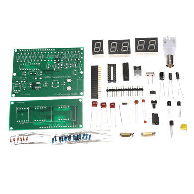 DIY Kit 1Hz-50MHz Digital LED Frequency Counter Meter Tester Module 50mA K8S4