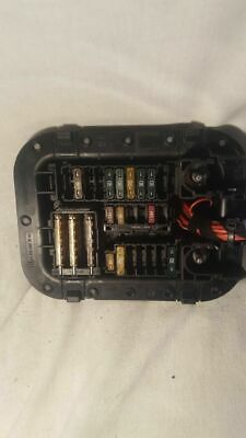 mercedes benz fusebox relay distribution unit a2055402850