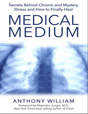 Medical Medium by Anthony William (PDF)