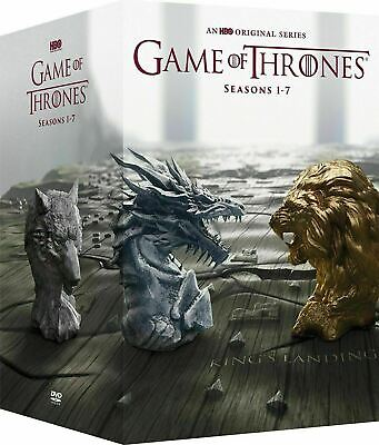 NEW Game Of Thrones: The Complete Seasons 1-7 DVD Box Set *USA SELLER*