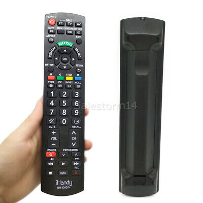 N2QAYB000352 Replaced Remote sub N2QAYB000496 for Panasonic TV RM-D920+ AU