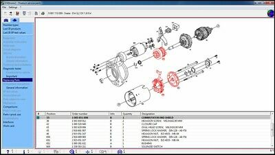🔔Bosch ESI TRONIC 2013+2016 SOFTWARE FULL DVD Electrical Diagrams OBD2 Service