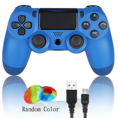 New Playstation 4 PS4 Wireless Remote Handle Controller Dualshock 4 Blu