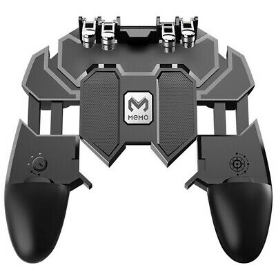 For PUBG Game Wireless Bluetooth Mobile Phone Gamepad Controller Joystick