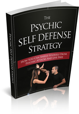 The Psychic Self Defense Strategy PDF