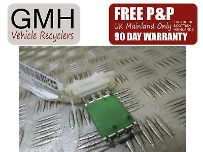 Vauxhall Vectra C 1.8 Heater Rheostat / Resistor With Ac 4 Pin 2002-2009©