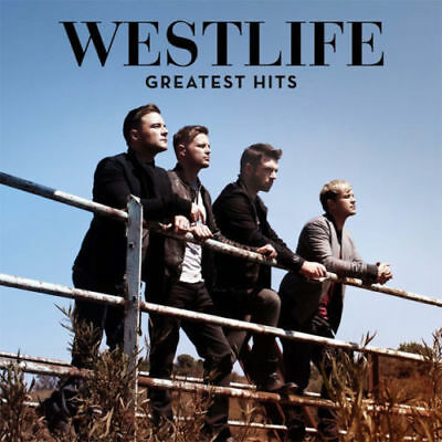 WESTLIFE Greatest Hits CD BRAND NEW The Best Of