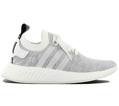 the best attitude 68ccc 40a35 Adidas Originals Nmd R2 Pk W Primeknit Femme Chaussures Baskets Sneakers R1