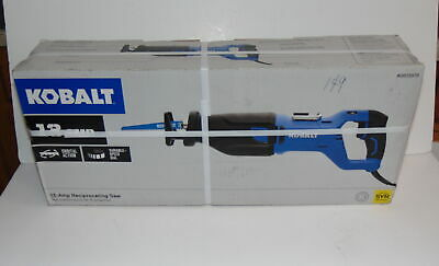 KOBALT 12-AMP K12RS-06A Variable Speed Corded Reciprocating