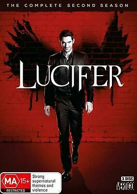 Lucifer : Season 2 - DVD Region 4 Free Shipping!