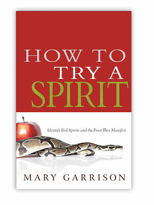 How To Try A Spirit - by Mary Garrison
