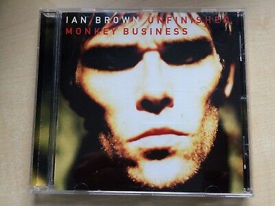 Ian Brown - Unfinished Monkey Business (Cd Album)