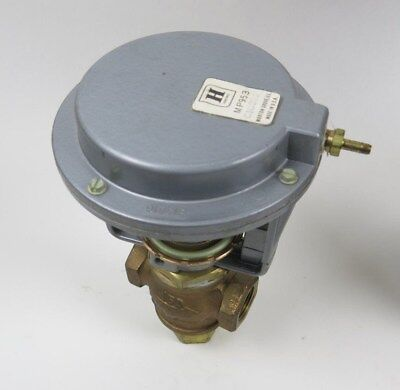 "Honeywell Pneumatic Actuator 5"" Disc Brass Valve 3/4"" Mechanical MMHTSR"