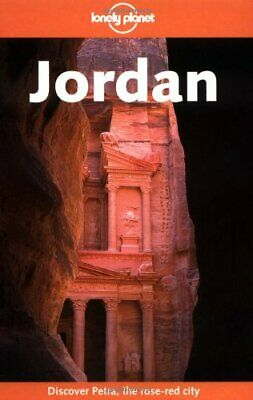 (Very Good)-Jordan (Lonely Planet Regional Guides) (Paperback)-Finlay, Hugh-1740