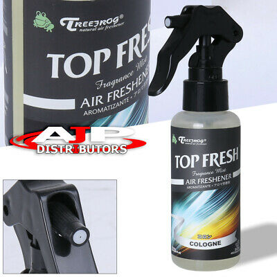 Treefrog Tree Frog Natural Air Freshener Cologne Fragrance Mist Spray 100Ml