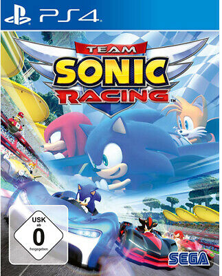 Team Sonic Racing / PS4 / Neu & OVP / Sofort lieferbar!