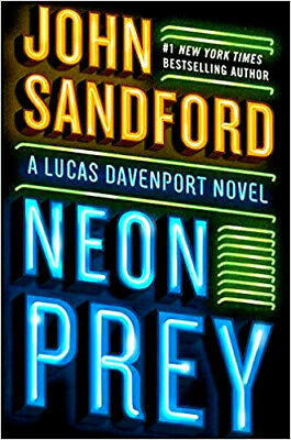 Neon Prey by John Sandford 🆕Email delivery🆕