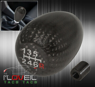 CZRRACING SILVER 1.5 ROUND TYPE R STYLE SHIFT KNOB ACURA ALL MODEL 6 SPEED