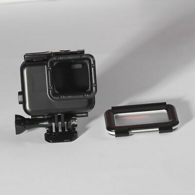 Underwater housing case housse de protection étanche pour Gopro Hero 5 6 7 Black