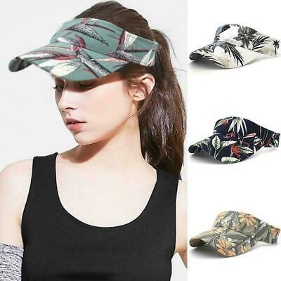 Sun Visor Adjustable Sports Tennis Golf Cap Headband Men Women Hat 2019