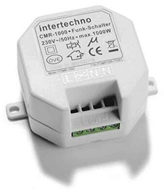 Intertechno CMR-1000 – Interrupteur d'allumage sans fil