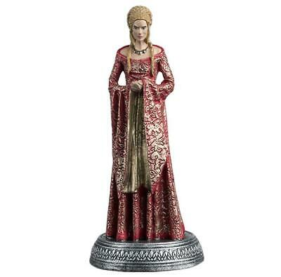HBO Game Of Thrones Eaglemoss Figurine Collection #4 Cersei Lannister Figure