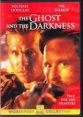The Ghost and the Darkness DVD Val Kilmer, Michael Douglas