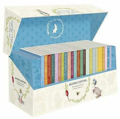 NEW World of Peter Rabbit Complete Collection 23 Books Gift Set for Children!