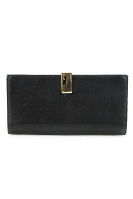 e1659cb82cc36a GUCCI CLUTCH LEATHER Wallet/checkbook Brown Leather With 035-904 ...
