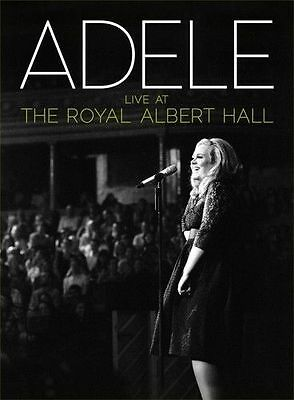 ADELE Live At The Royal Albert Hall DVD/CD BRAND NEW NTSC Region ALL
