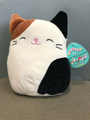 BNWT Kellytoy Squishmallows Plush 20cm Cameron the Cat Cute Collectible Toy