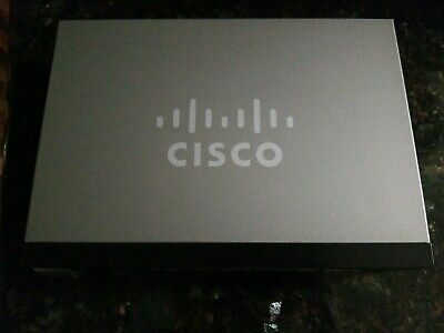 NEW CISCO RV325-K9 Small Business Dual Gigabit 16-Port VPN