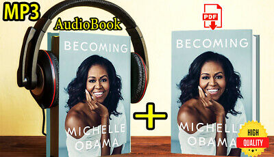 BECOMING by MICHELLE OBAMA 2019 (Full Audiobook + P-D-F)