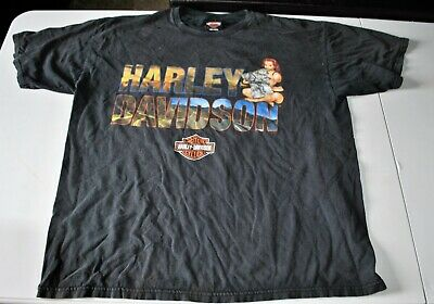 Twin Cities Harley Davidson T Shirt Size Xl Old School