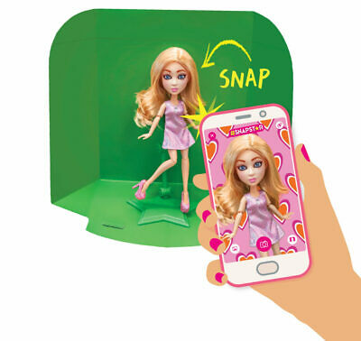 SNAPSTAR Dolls Accessories Pack Outfit Pink