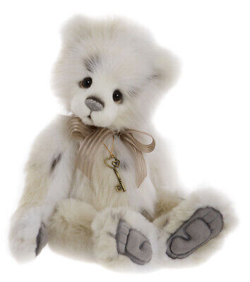 Licky Tissue - collectable jointed plush teddy bear by Charlie Bears - CB181862C