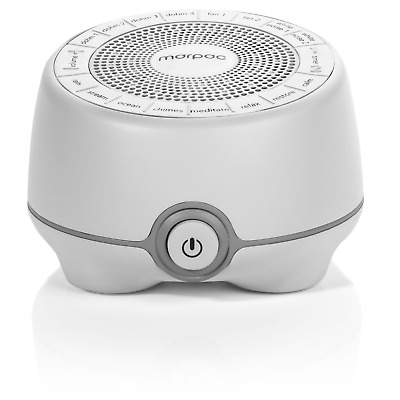 Marpac Whish White Noise Sound Machine, 16 Sounds