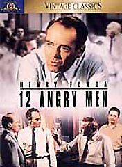 12 Angry Men DVD 2001 Widescreen Sealed, Henry Fonda Classic Court Drama NEW