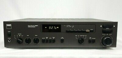 NAD 7250PE AM/FM Stereo Audiophile Vintage Receiver w/ Phono NICE