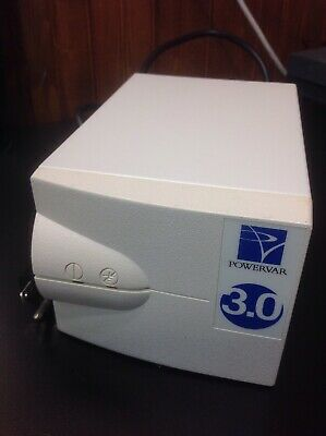 Powervar power conditioner 3.0 Model is ABC302-11 ! B56
