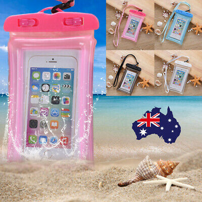 IPX8 Floating Waterproof Phone Case Pouch Dry Bag for iPhone XS MAX XR 8 7 6 5 G