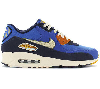 sports shoes 1ae4b 96f06 Nike Air Max 90 Premium Se - Varsity Pack - 858954-400 Baskets   Chaussures